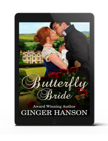 Butterfly Bride Cover